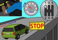 cách lái xe số sàn
