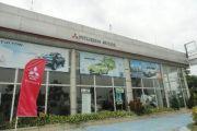 Showroom Mitsubishi trung thượng