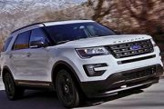 giá xe ford explorer 2017