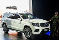giá xe Mercedes GLS Class