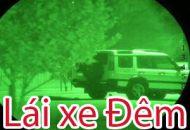 lái xe ô tô về đêm