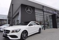 thong so ky thuat mercedes cla