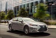 Giá xe Lexus ES 2018