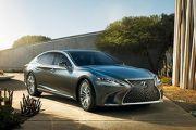 Giá xe ô tô Lexus LS