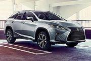 Lexus RX 2018 giá bao nhiêu