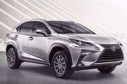 Giá xe Lexus NX 2018