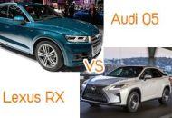so sanh xe lexus RX va Audi Q5