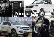 so sanh nissan navara va chevrolet colorado