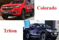 so sánh colorado và triton