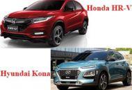 so sánh Hyundai Kona và Honda HRV