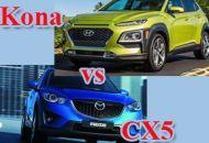 So sánh kona và Cx5