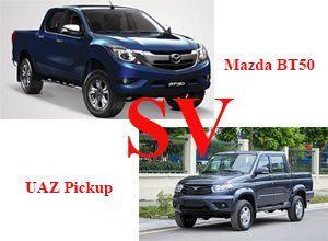 so_sanh_Mazda_bt50_va_Uaz_Pickup