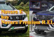 Navara E hay Navara Premium R EL