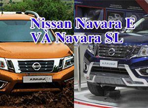 So_sánh_Nissan_Navara_E_và_SL