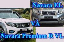 Mua Navara EL hay Navara Premium R VL