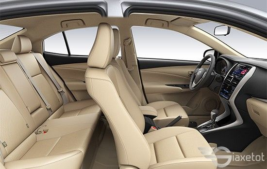 Image result for toyota vios 2020 nội thất