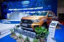 triển lãm trung bay xe ford ranger 2019