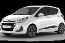 hyundai i10 hatchback 2019 màu trắng