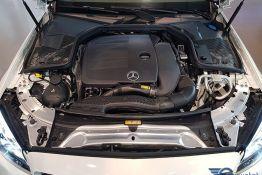 động cơ mercedes C300 AMG