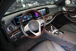 vô lăng mercedes benz S 450L Luxury