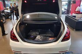 cốp xe mercedes benz S 450L Luxury