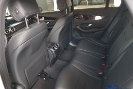 ghế sau mercedes GLC 200