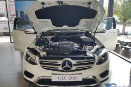 động cơ mercedes GLC 200