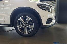 lốp xe mercedes GLC 200
