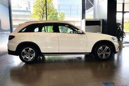 thân xe mercedes GLC 200