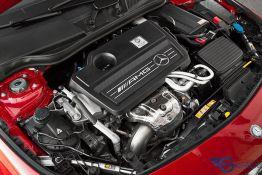động cơ mercedes CLA 250