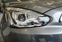 đèn pha xe mirage