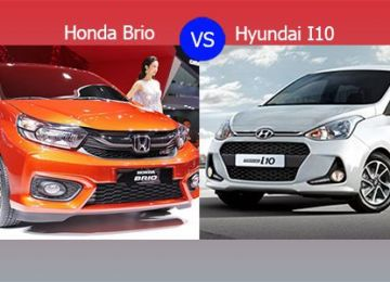 so sánh honda Brio và Hyundai i10