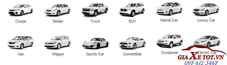 kinh nghiem mua xe ô tô mới