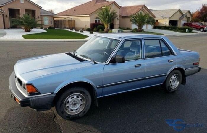 honda Acura 1986