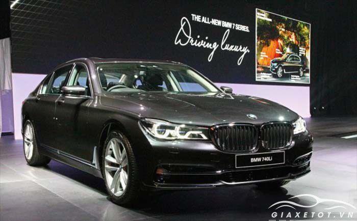 BMW 740 Li 2.0L