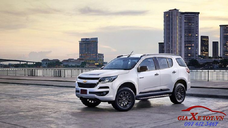Chevrolet Trailbrare