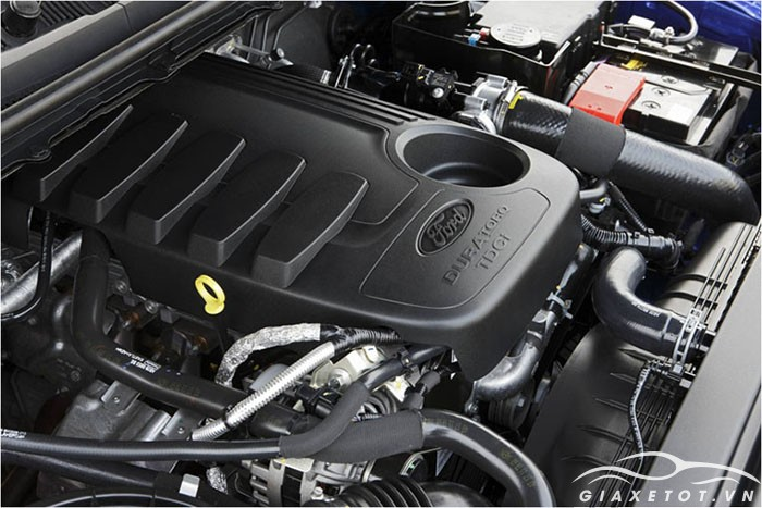 động cơ bán tải Ford ranger
