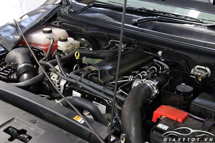 động cơ Ford ranger