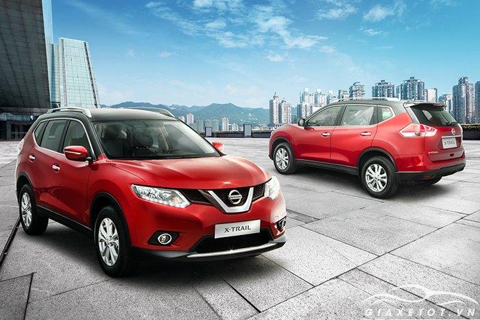 Giá xe Nissan X Trail