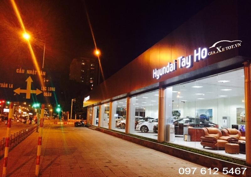 Hyundai Tây Hồ