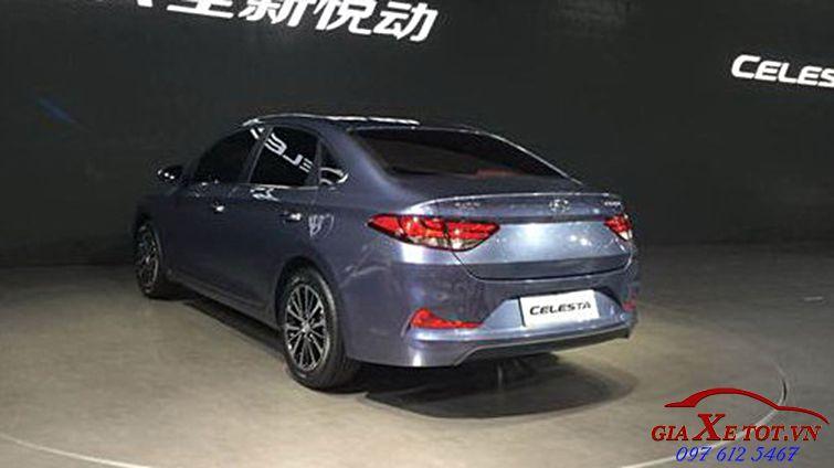 Hyundai Celesta hoàn toàn mới
