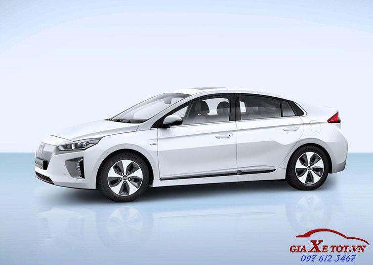 ngoại thất Hyundai Ioniq Electric 2