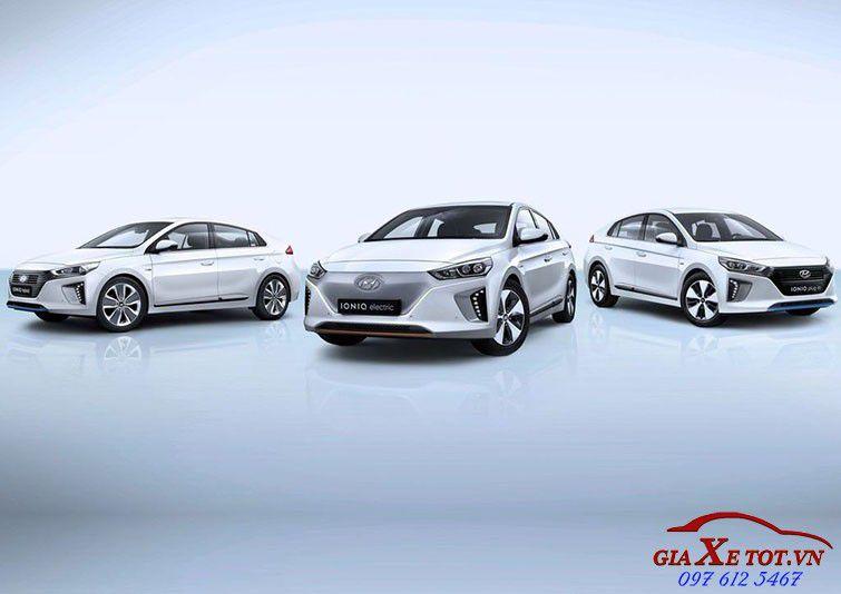 giá xe Hyundai Ioniq Electric