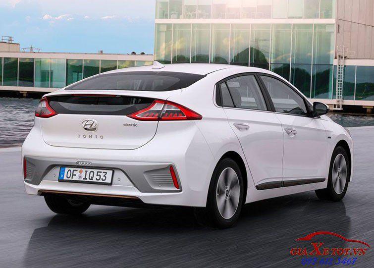 ngoại thất Hyundai Ioniq Electric