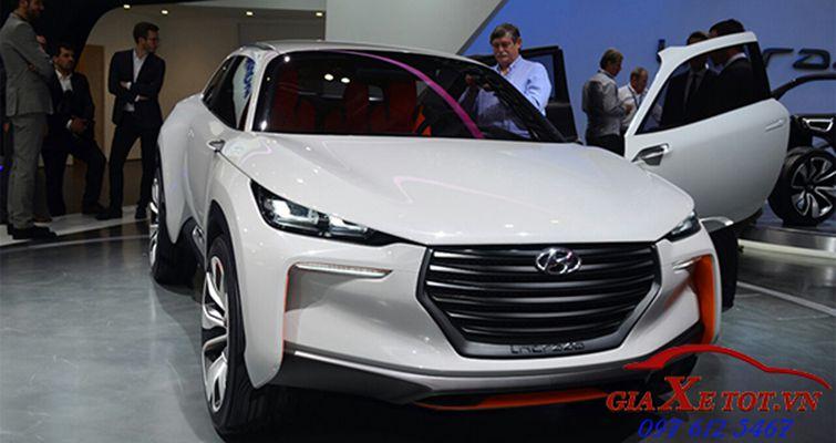 Hyundai SUV Intrado Concept