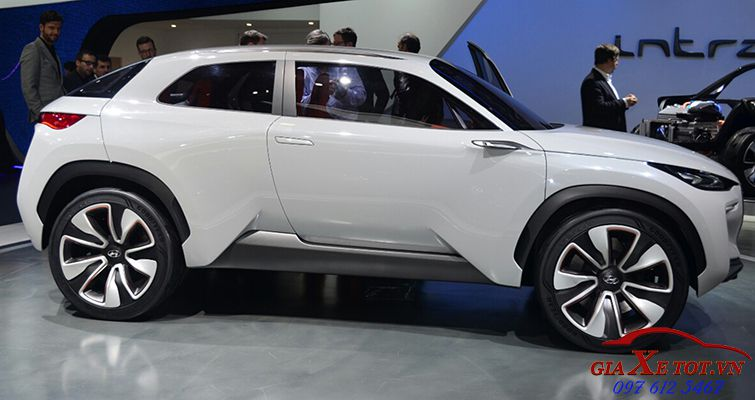 Hyundai SUV Intrado Concept 2