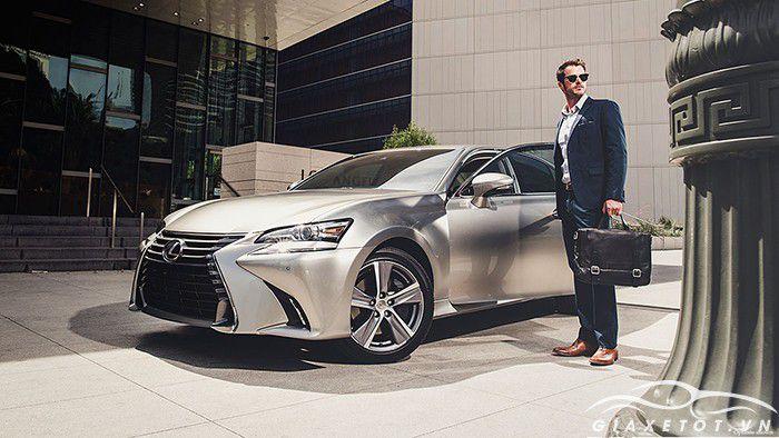 Đánh giá xe Lexus GS