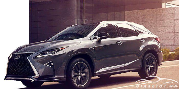 Giá xe Lexus RX 2018