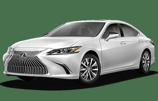 báo giá xe Lexus ES