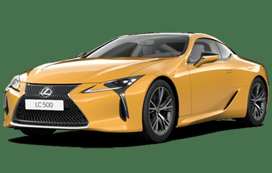 báo giá xe Lexus màu vàng
